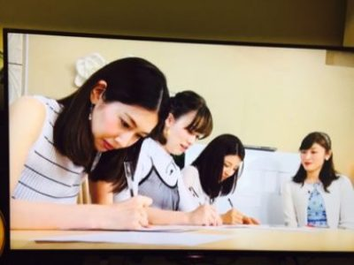 お教室ペン字レッスンは、友人・ママ友・ご夫婦・団体さま(4名)でも習い事できます♪